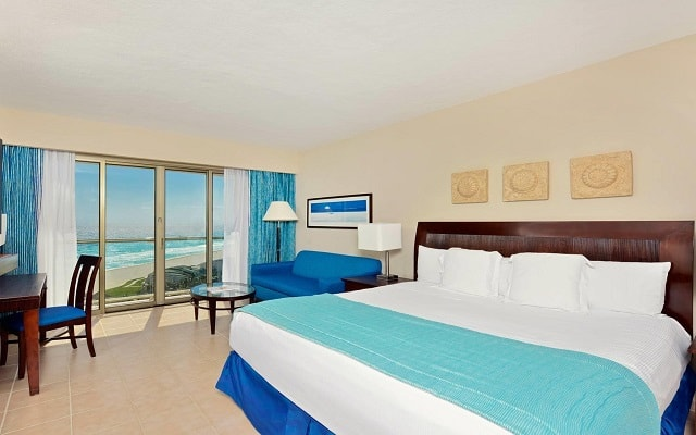 Hotel Iberostar Cancún, confort en cada sitio