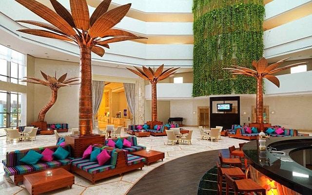 Hotel Iberostar Cancún, Lobby Bar Las Palmas