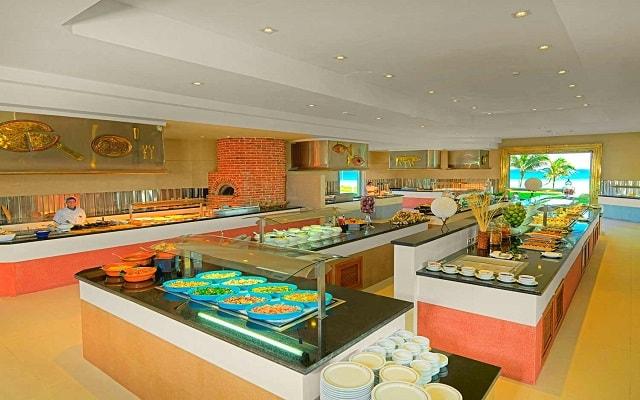 Hotel Iberostar Cancún, Restaurante El Antiguo Laguito
