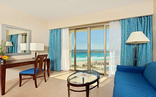 Hotel Iberostar Cancún, habitaciones bien equipadas
