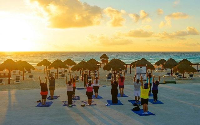 Hotel Iberostar Cancún, variado programa de actividades