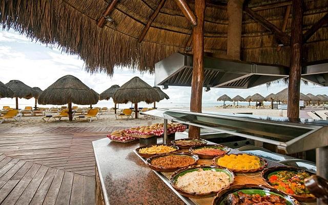 Hotel Iberostar Paraíso Beach, espacios agradables