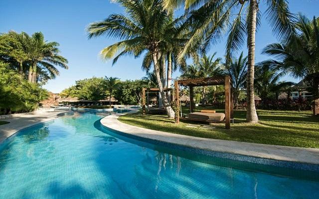 Hotel Iberostar Paraíso Beach, alberca de 900 m