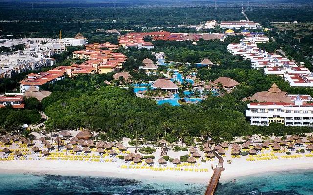 Hotel Iberostar Paraíso Beach, vista aérea