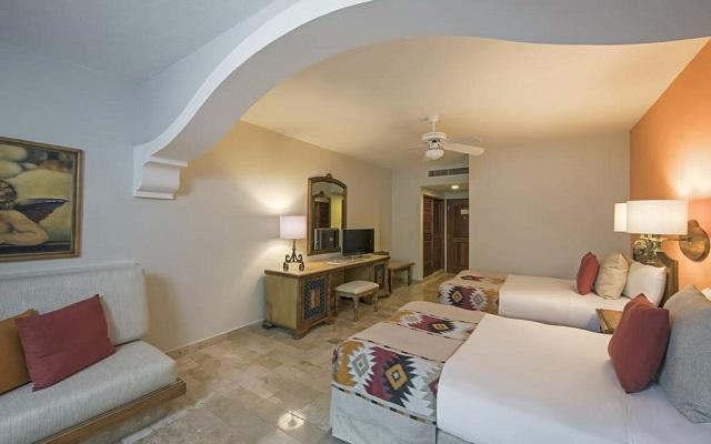 Hotel Iberostar Paraíso Beach, habitaciones bien equipadas