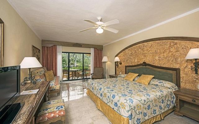 Hotel Iberostar Paraíso Beach, habitaciones cómodas y acogedoras