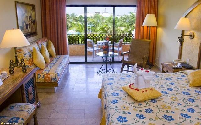Hotel Iberostar Paraíso Beach, amplias y luminosas habitaciones