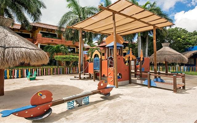 Hotel Iberostar Paraíso Beach, área de juegos para niños