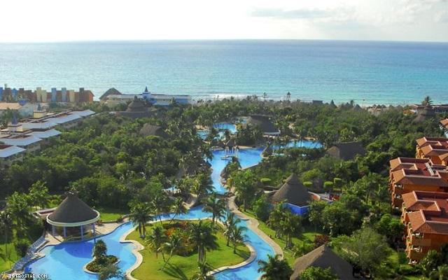Hotel Iberostar Paraíso Beach, instalaciones de gran confort
