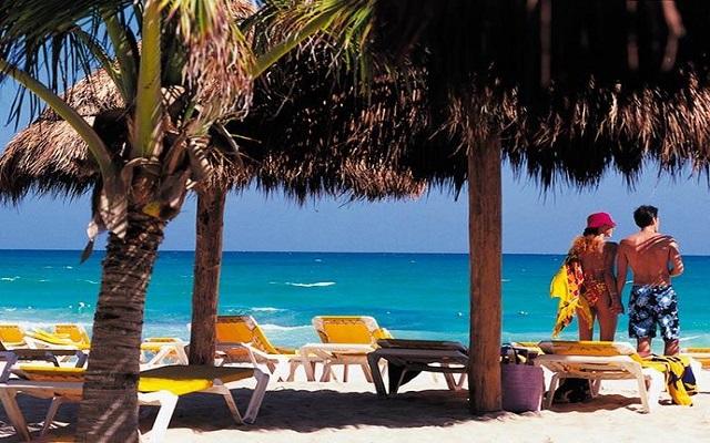 Hotel Iberostar Paraíso Beach, amenidades en la playa