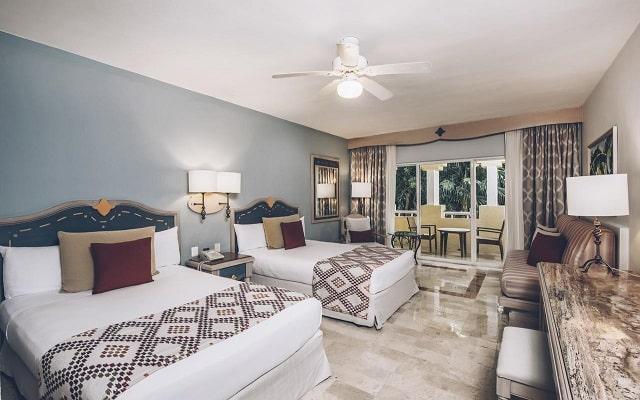 Hotel Iberostar Paraíso Del Mar, acogedoras habitaciones