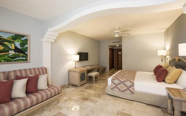 Hotel Iberostar Paraíso Del Mar, habitaciones bien equipadas
