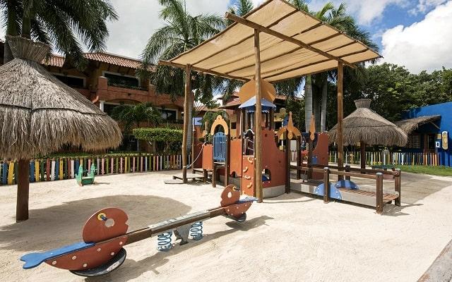 Hotel Iberostar Paraíso Del Mar, área de juegos