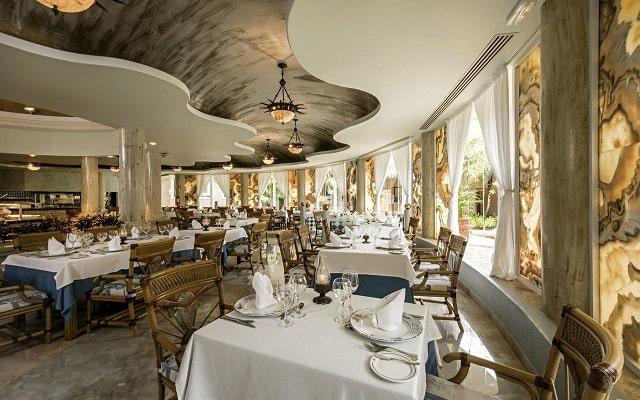 Hotel Iberostar Paraíso Del Mar, buen servicio