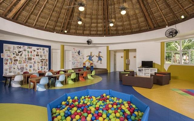 Hotel Iberostar Paraíso Del Mar, lugar ideal para los pequeños