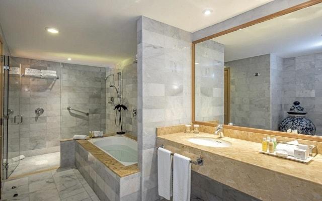 Hotel Iberostar Paraíso Lindo, amenidades de calidad