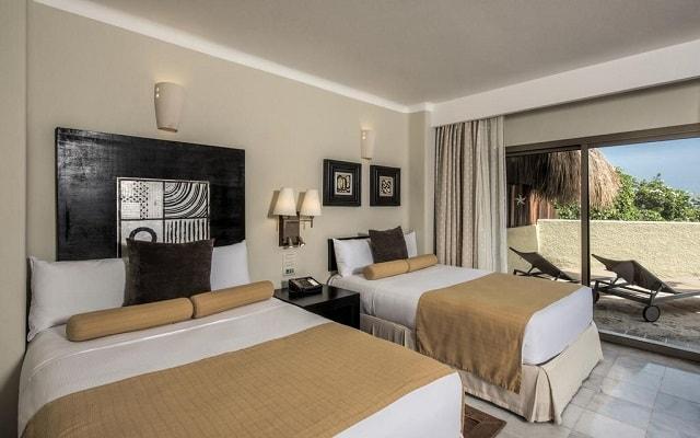 Hotel Iberostar Paraíso Lindo, amplias y luminosas habitaciones