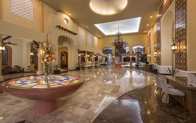 Hotel Iberostar Paraíso Lindo, lobby