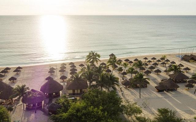 Hotel Iberostar Paraíso Lindo, hermosa playa