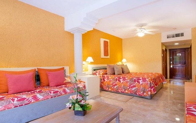 Hotel Iberostar Quetzal, habitaciones bien equipadas