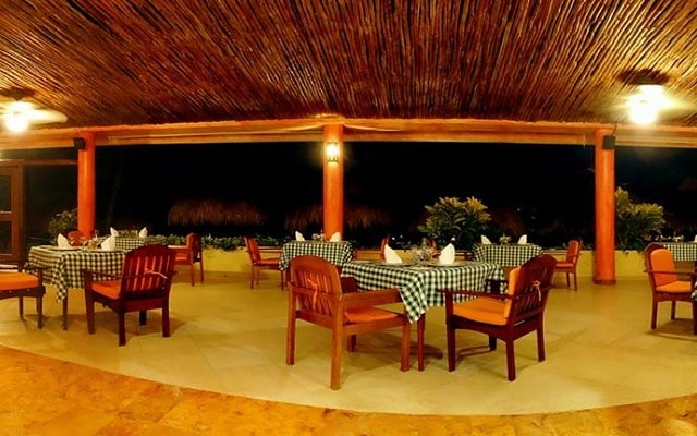 Hotel Iberostar Quetzal, Restaurante La Marimba