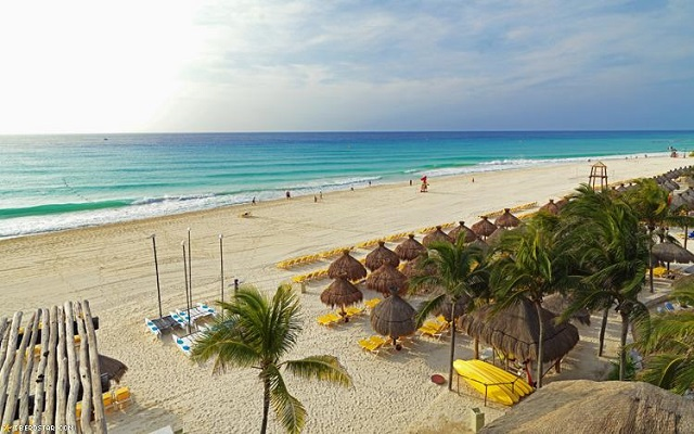 Hotel Iberostar Quetzal, amenidades en cada sitio