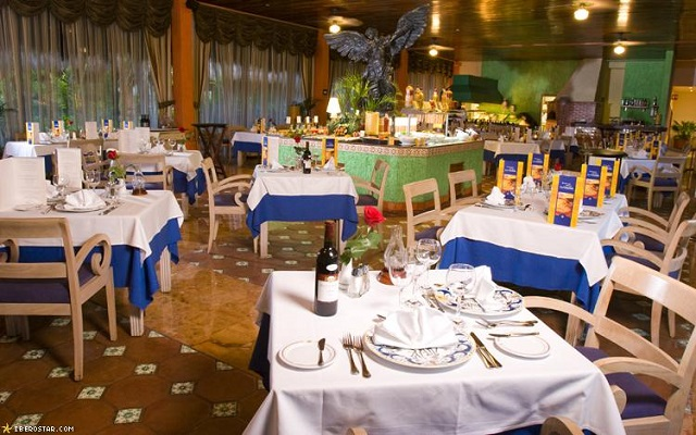 Hotel Iberostar Quetzal, sitio ideal para tus alimentos
