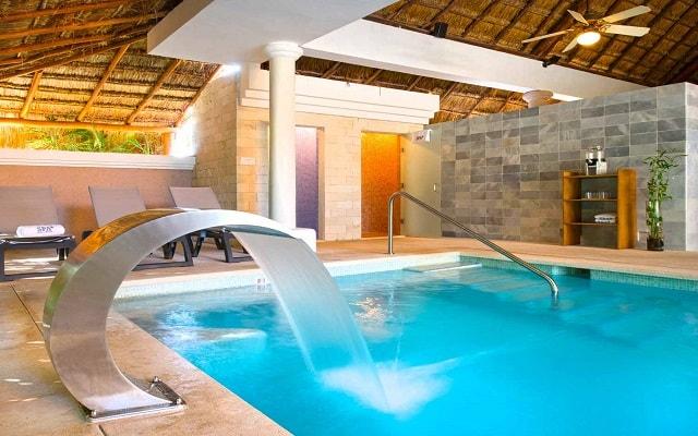 Hotel Iberostar Quetzal, permite que te consientan en el spa