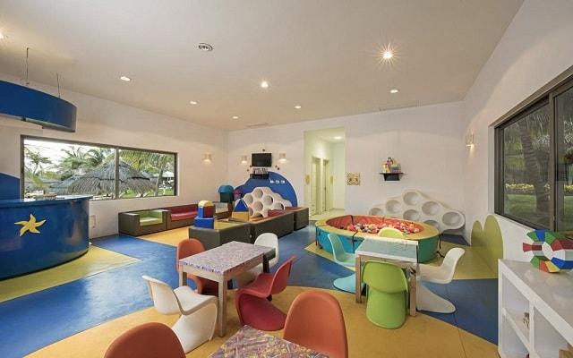 Hotel Iberostar Selection Cancún, club de niños