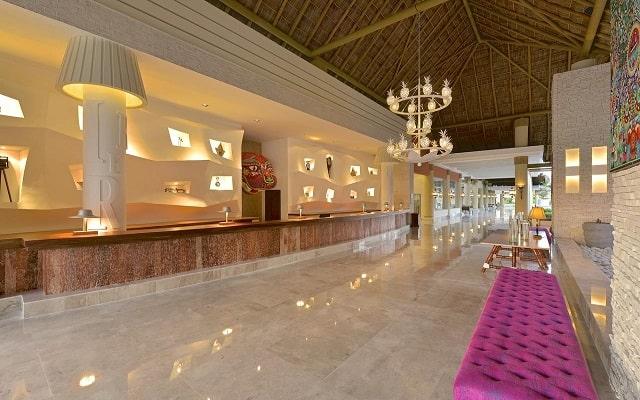Hotel Iberostar Selection Playa Mita, atención personalizada desde el inicio de tu estancia