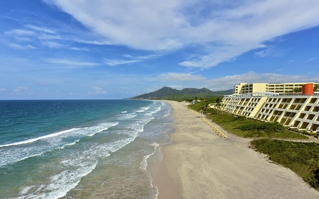 Hotel Iberostar Selection Playa Mita, hermosa playa