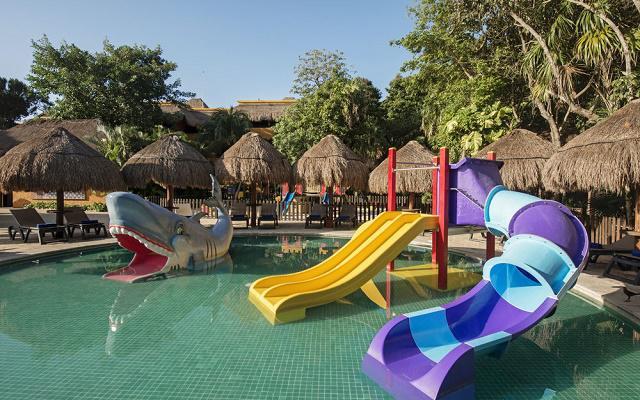 Hotel Iberostar Tucán, parque acuático para niños