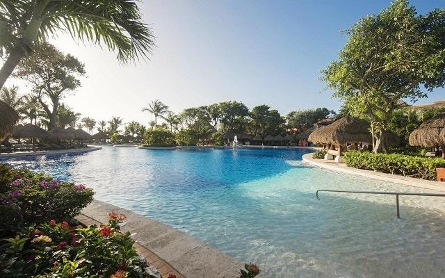 Hotel Iberostar Tucán, disfruta de su alberca al aire libre