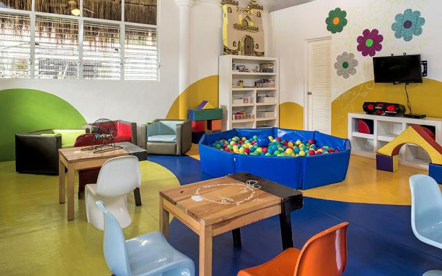Hotel Iberostar Tucán, club de niños