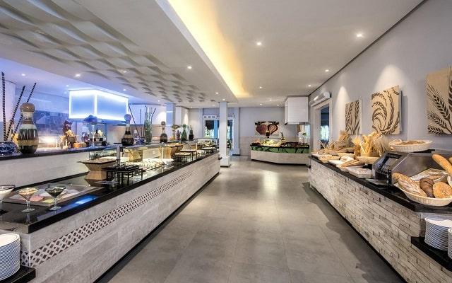 Hotel Iberostar Tucán, buena propuesta gastronómica