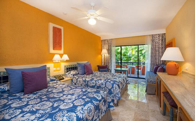Hotel Iberostar Tucán, cómodas habitaciones