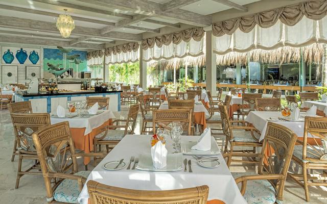 Hotel Iberostar Tucán, sitio ideal para tus comidas