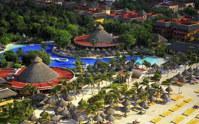 Hotel Iberostar Tucán, buena ubicación