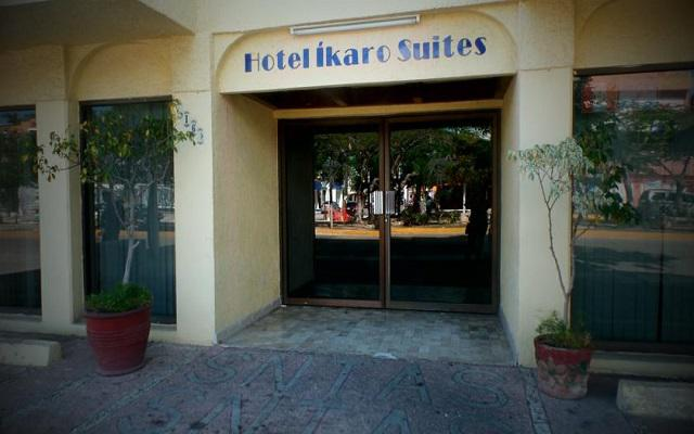 Hotel Ikaro Suites Cancun en Cancún Centro