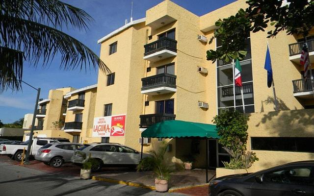 Hotel Beach House Imperial Laguna Cancún en Zona Hotelera