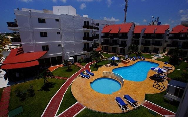 Hotel Imperial Las Perlas en Zona Hotelera
