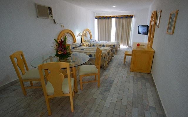Hotel Imperial Las Perlas, habitaciones bien equipadas