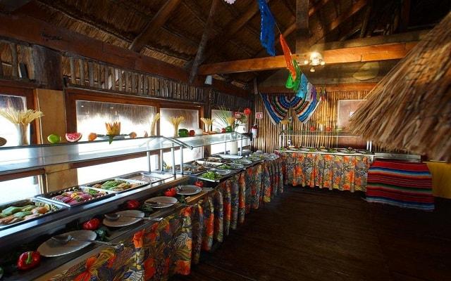 Hotel Imperial Las Perlas, buena propuesta gastronómica