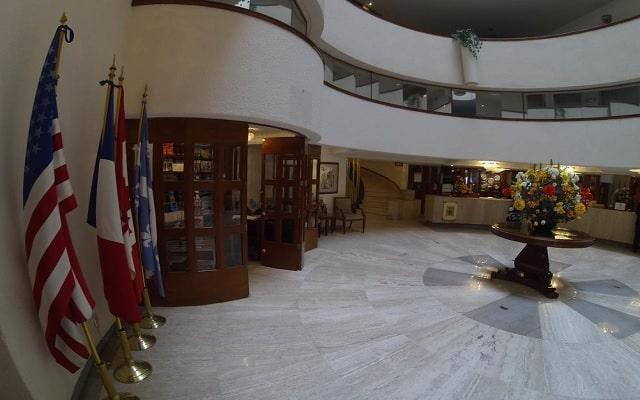 Hotel Imperial Reforma, atención personalizada desde el inicio de tu estancia