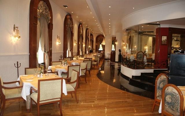Hotel Imperial Reforma, escenario ideal para tus alimentos
