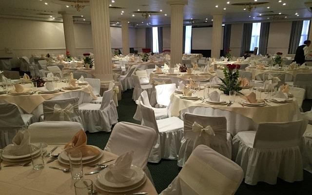 Hotel Imperial Reforma, salón de eventos