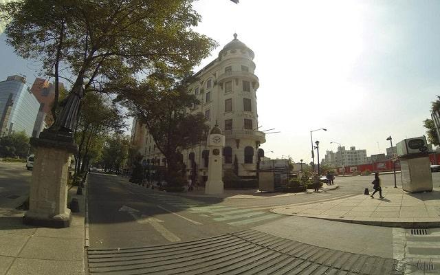 Hotel Imperial Reforma en Reforma