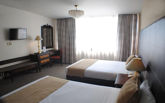 Hotel Imperial Reforma, habitaciones con todas las amenidades