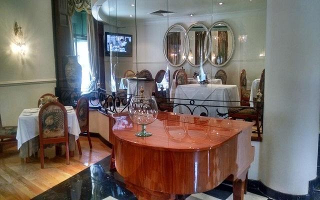 Hotel Imperial Reforma, lujo y diseño