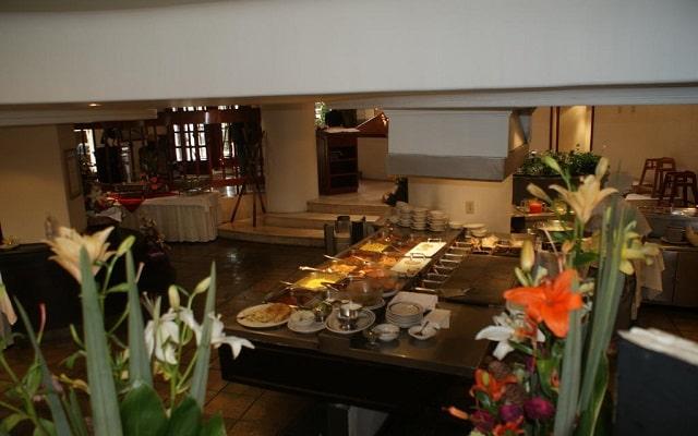Hotel Imperial Reforma, buena propuesta gastronómica
